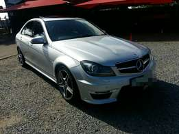 2012 C63 AMG with 47000kms
