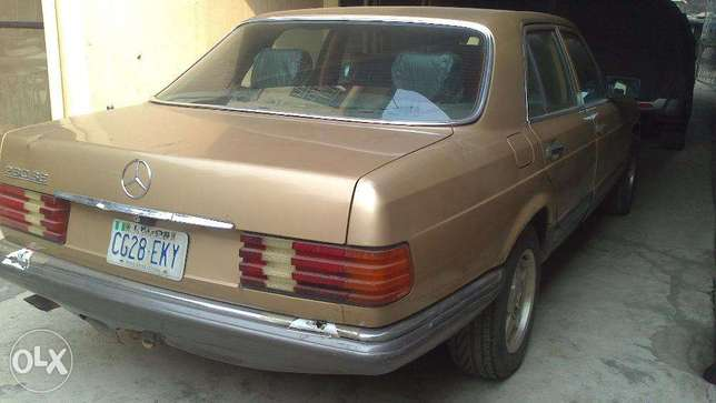 Clean Sound Vintage Mercedes-Benz Concord Lagos Mainland - image 7