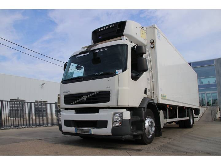 Volvo FE 280 + FRIGO MULTI TEMP + CARRIER + D'Hollandia - 2008