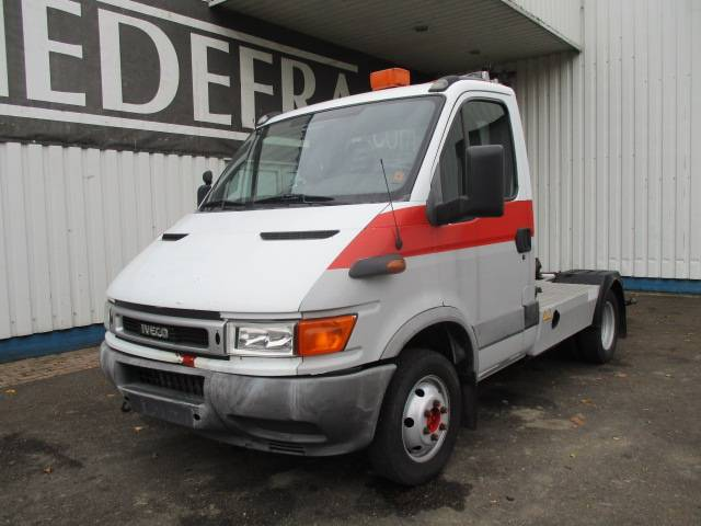 Iveco Daily 35 C 13, BE Truck - 2000