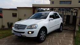 2007 Mercedes ML 320 CDI 4matic