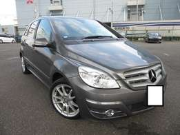 Mercedes B180 Sports, 2010/8 fresh import in mint conditions