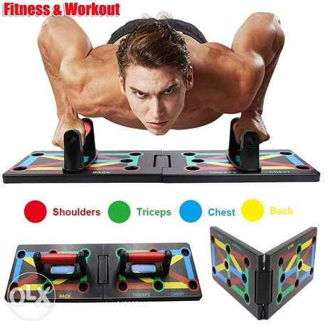 Push Up Board 11 in 1