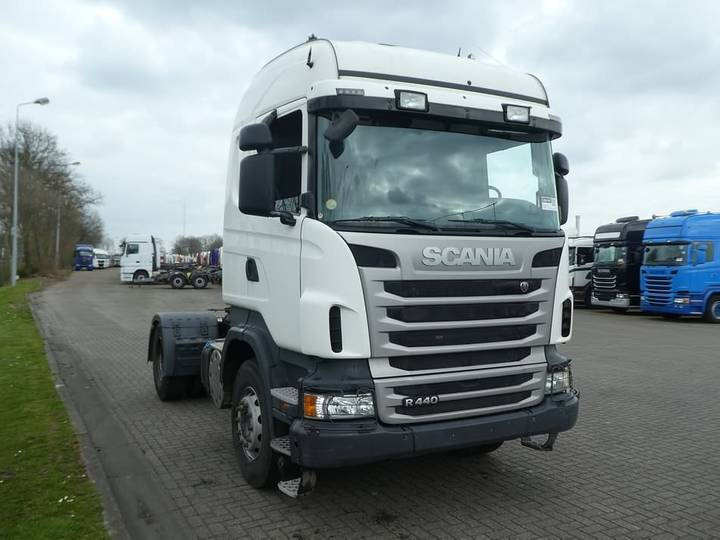 Scania R440 pde adblue man. re - 2013