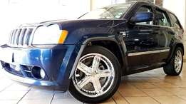 2010 Jeep Grand Cherokee SRT8 5.7L V8 Hemi (318KW)