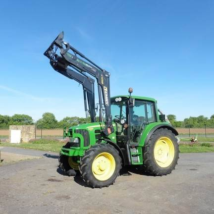John Deere 6330 Premium - 2012