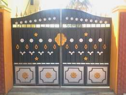 Nigerian Design_Gates_&_WeldingProducts