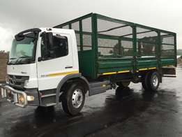 8 TONNER TRUCK for sale