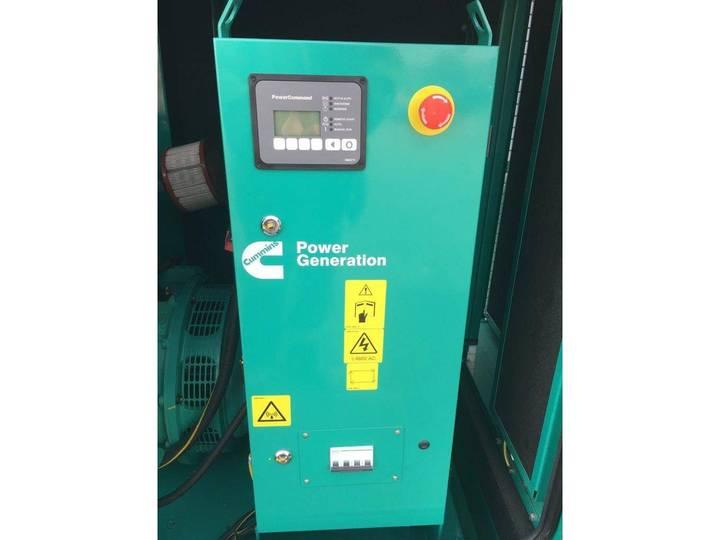 Cummins C33 D5 - 33 kVA Generator - DPX-18503 - 2019 - image 9