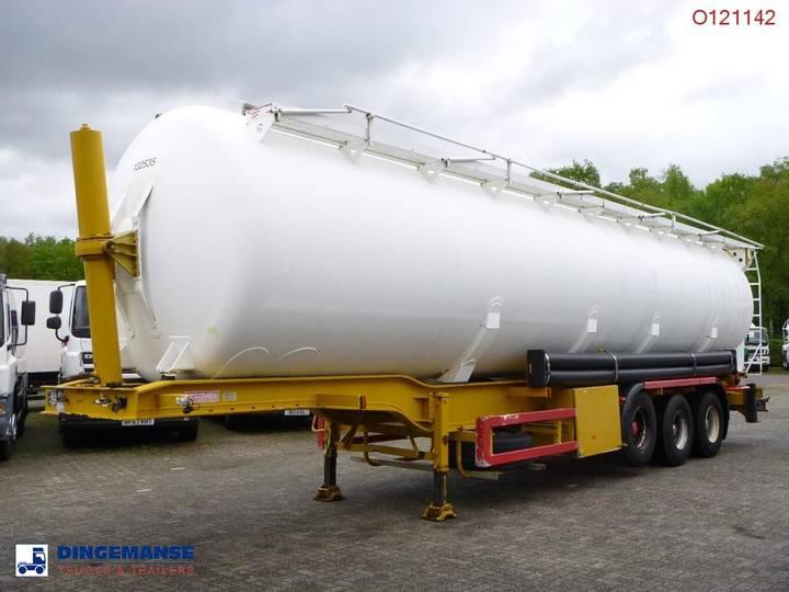Atcomex Bulk tank alu 60 m3 (tipping) - 1998