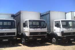 neat mercedes econoliner curtain sides for sale