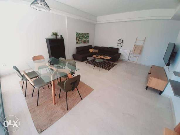 AH21-242 Apartment for rent in Dbayeh Waterfront, 193m2, $2,200 cash