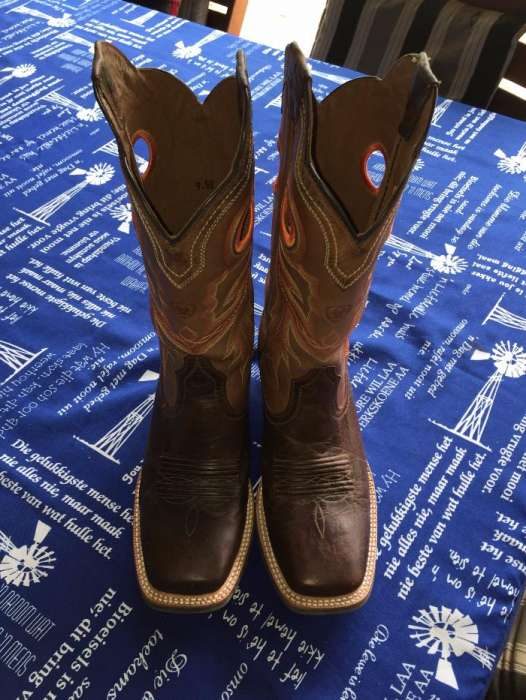 19f8d962682 Ariat mens wildstock western cowboy boots - Clothing & Shoes ...