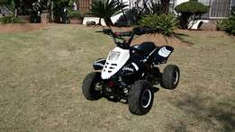 110cc Orion Puma kids quad fully automatic and running perfect