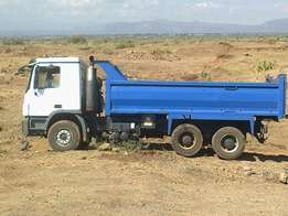 Actros 2636