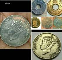 Am buying coins of kings and queen