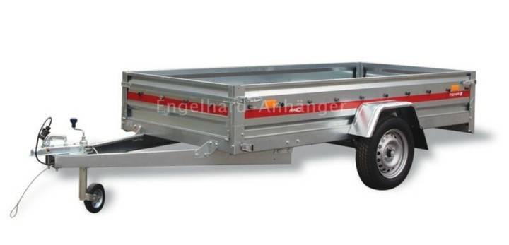 TEMA PRO 2615 - 750 kg - ca. 263 x 150 x 35 cm