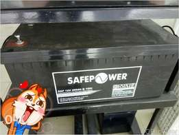 Saferpower Inverters and batteries