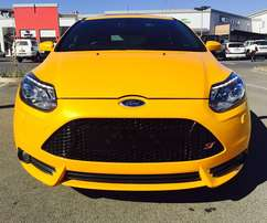 2013 Ford Focus ST3