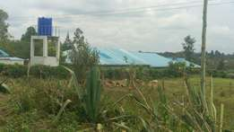 Prime Plots behind Kenya Relief Hospital.