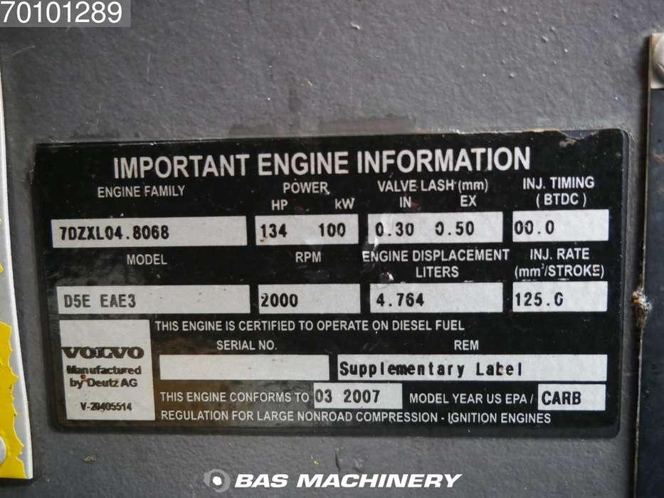 Volvo EW140C Ex dutch machine - all functions - 2007 - image 19
