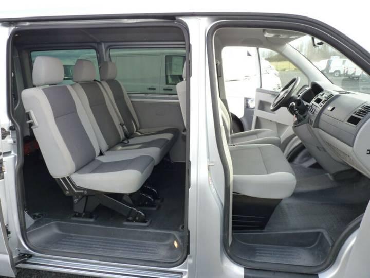 Volkswagen T5 Transp.2.0 TDI 4Motion 6-Sitze LKW Zulass. - 2014