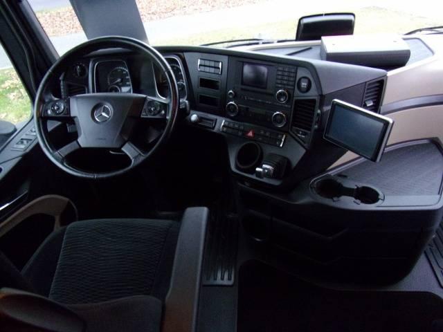 Mercedes-Benz Actros 1845LS SZM, Retarder, Assitent, Stream Line Euro6 Klima Luftfeder - 2015 - image 7