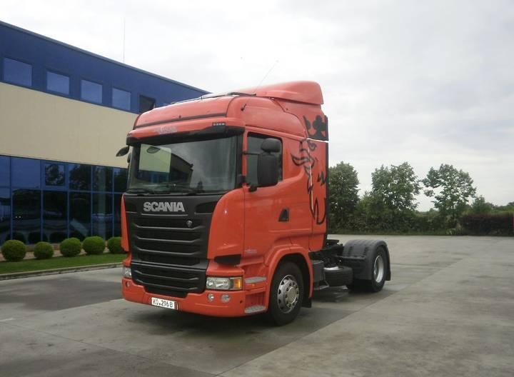 Scania R410 EURO 6 - 2014