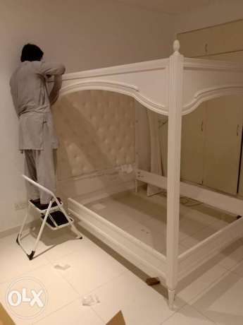 Furniture repairing and house shifting