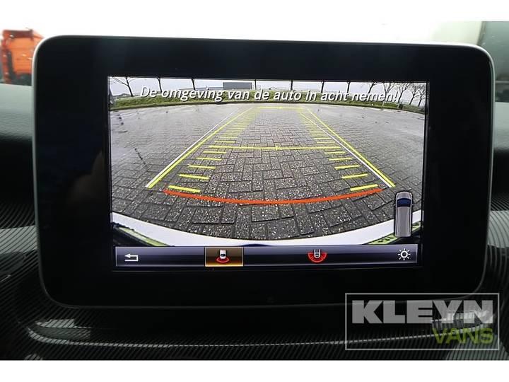 Mercedes-Benz V-KLASSE 220 CDI lang led 8-persoons - 2018 - image 14