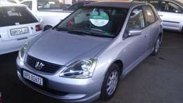 Honda Civic 150i 2005