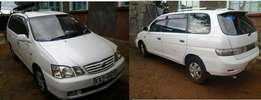 Clean Toyota Gaia 7 seater