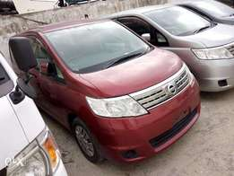 Nissan Serena Red Buy now