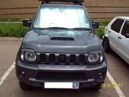 2013 Suzuki Jimny 1.3i Manual 4X4