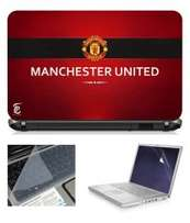 Manchester United Vinyl Decal Bumper Sticker Laptop cover Man U