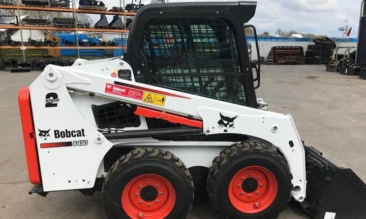 Bobcat S450 - 2018