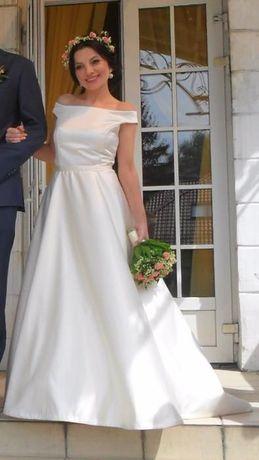 Сукня плаття платье айворі прокат і прод 2c61d89677900