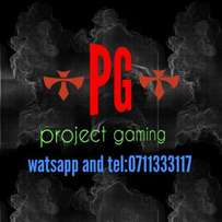 Project Games