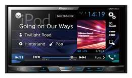 "Pioneer 2Din Radio 7"" t.screen,Mixtrax,Bluetooth, AppRadio AVH-X595BT"