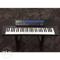 Used casio CT625 Portable ToneBank keyboard for sale