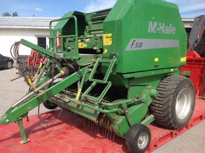 McHale 550 - 2009
