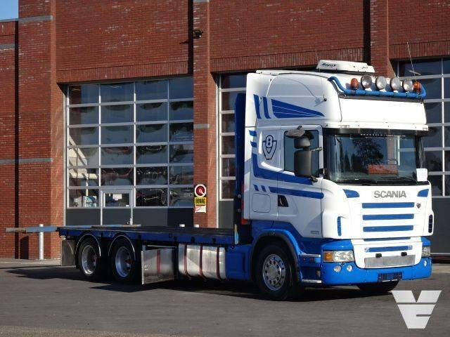 Scania R500 LB6x2MNB Opticruise Retarder Transport exceptionnel Old - 2005