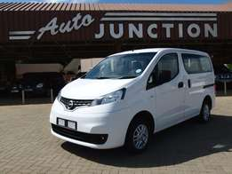 2014 Nissan NV200 1.5 DCi Visia 7-Seater