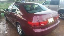 2005 Honda Accord EOD V4 Engine First Body Buy and Drive Very Clean