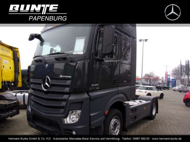 Mercedes-Benz Actros 1840 LS, SZM, Stream Space, Retarder, - 2014