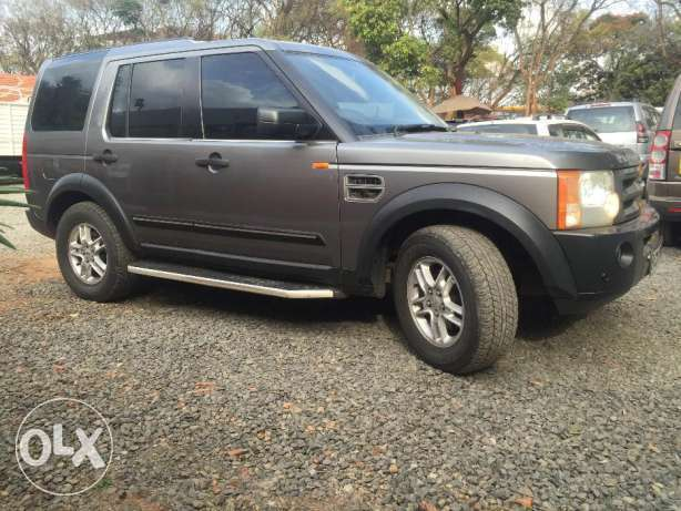 Discovery 3 TDV6 HSE Leather Double Sunroof 3000cc Diesel dicovery 4 Nairobi CBD - image 4