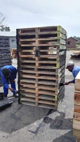 Pallets for sale including delivery!!! Best quality!!! East Rand - image 4
