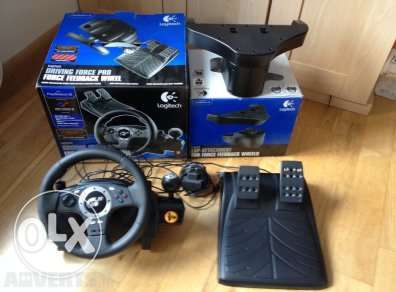Gaming Wheel PC and PS Westlands - image 4