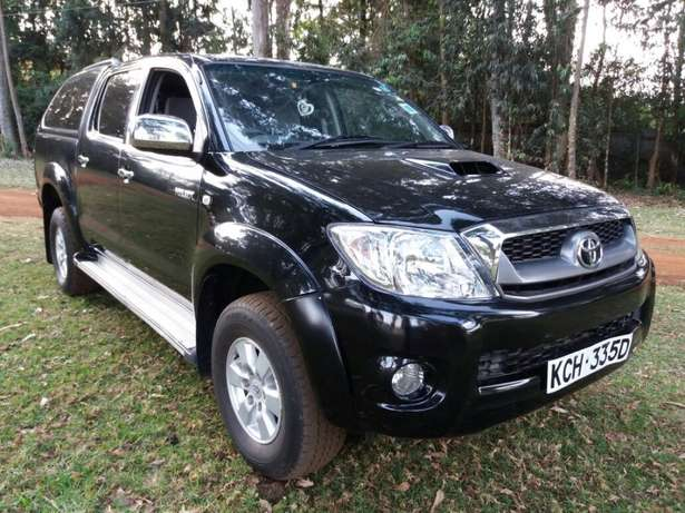 Muliti-purpose 4wd! Toyota Hilux D/Cab Manual Diesel 4wd Very Clean Karen - image 2