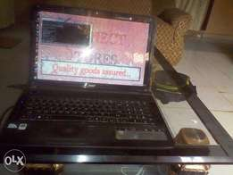 Neatly used ACER ASPIRE